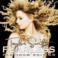 【CD国内】 Taylor Swift テイラースウィフト / Fearless - プラチナム エディション  送料無料