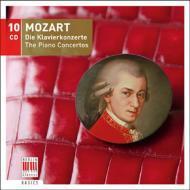 【CD輸入】 Mozart モーツァルト / ピアノ協奏曲全集 シュミット、マズア&ドレスデン・フィル(10CD) 送料無料