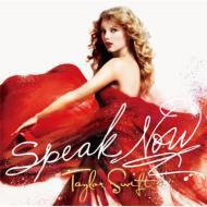 【CD国内】 Taylor Swift テイラースウィフト / Speak Now 【デラックス・エディション】 送料無料