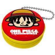 【Goods】 ジッパー缶 ワンピース×パンソンワークス ルフィ(Red)