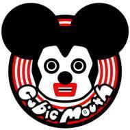 【Goods】 キュービックマウス ラバーコースター (ミッキー)