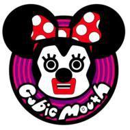 【Goods】 キュービックマウス ラバーコースター (ミニー)