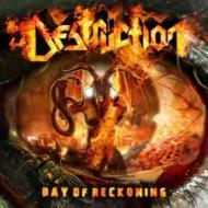 【CD国内】 Destruction デストラクション / Day Of Reckoning 送料無料