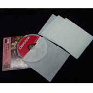 【Goods】 紙ジャケットCD用布製内袋(不織布) 25枚セット