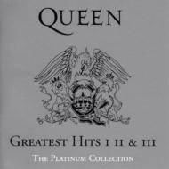 【SHM-CD国内】 Queen クイーン / The Platinum Collection 送料無料