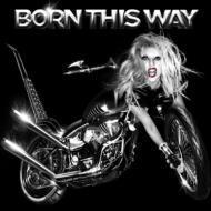 【CD輸入】 Lady Gaga レディーガガ / Born This Way