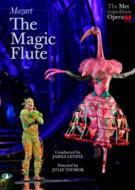 【DVD】 Mozart モーツァルト / 『魔笛』英語短縮版 テイモア演出、レヴァイン&メトロポリタン歌劇場、パーペ、ポレンザーニ