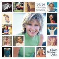【SHM-CD国内】 Olivia Newton John オリビアニュートンジョン / 40  /  40 The Best Selection 送料無料