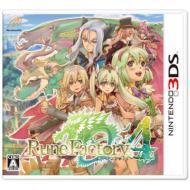 【GAME】 ニンテンドー3DSソフト / ルーンファクトリー4 送料無料
