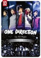 【DVD】 One Direction ワンダイレクション / Up All Night - The Live Tour 送料無料