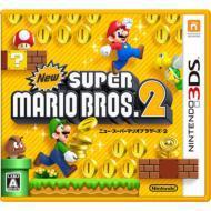 【GAME】 ニンテンドー3DSソフト / New スーパーマリオブラザーズ2 送料無料