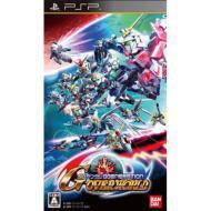 【GAME】 PSPソフト / SDガンダム ジージェネレーション オーバーワールド 送料無料