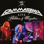 【CD国内】 Gamma Ray ガンマレイ / Skeletons  &  Majesties Live 送料無料