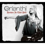 【CD国内】 Orianthi オリアンティ / Heaven In This Hell 送料無料