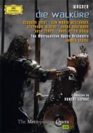 【DVD】 Wagner ワーグナー / 『ワルキューレ』全曲 ルパージュ演出、レヴァイン&メトロポリタン歌劇場、カウフマン、ウェス