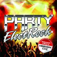 【CD国内】 Minimum Cox / PARTY ElectRock Performed  &  Mixed by Minimum Cox
