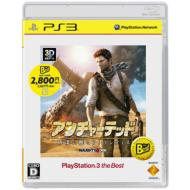 【GAME】 PS3ソフト(Playstation3) / アンチャーテッド 砂漠に眠るアトランティス Playstation3 The Best 送料無料