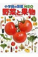 【図鑑】 石倉ヒロユキ / 野菜と果物 小学館の図鑑・NEO