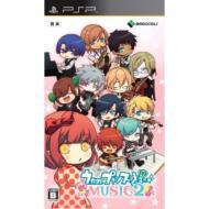 【GAME】 PSPソフト / うたの☆プリンスさまっ♪MUSIC2 通常版 送料無料