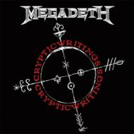 【SHM-CD国内】 Megadeth メガデス / Cryptic Writings