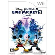 【GAME】 Wiiソフト / ディズニー エピックミッキー2:  二つの力 送料無料