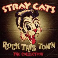 【CD輸入】 Stray Cats ストレイキャッツ / Rock This Town - The Collection (Camden)