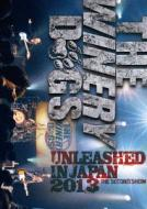 【DVD】 The Winery Dogs / Unleashed In Japan 2013  送料無料