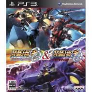 【GAME】 PS3ソフト(Playstation3) / スーパーロボット大戦OG INFINITE BATTLE & スーパーロボット大戦OG ダークプリズン 送