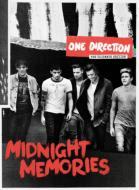【CD国内】初回限定盤 One Direction ワンダイレクション / Midnight Memories - The Ultimate Edition  送料無料