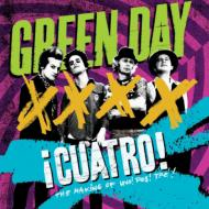 【DVD】 Green Day グリーンデイ / Cuatro! 〜 The Making Of Uno! Dos! Tre!  送料無料