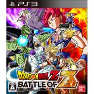 【GAME】 PS3ソフト(Playstation3) / ドラゴンボールZ BATTLE OF Z 送料無料