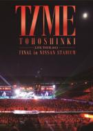 【DVD】 東方神起 / 東方神起 LIVE TOUR 2013 〜TIME〜 FINAL in NISSAN STADIUM (DVD) 送料無料