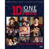 【Blu-ray】初回限定盤 One Direction ワンダイレクション / THIS IS US (ブルーレイ&DVD コンボ) 送料無料