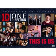 【Blu-ray】初回限定盤 One Direction ワンダイレクション / THIS IS US (THIS IS THE BOX) 送料無料