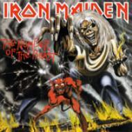 【CD国内】 IRON MAIDEN アイアンメイデン / Number Of The Beast:  魔力の刻印