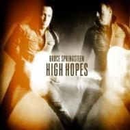 【CD国内】初回限定盤 Bruce Springsteen ブルーススプリングスティーン / ハイ・ホープス (初回限定ボーナスDVD付) 送料無