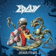 【CD国内】初回限定盤 Edguy エドガイ / Space Police - Defenders Of The Crown  送料無料