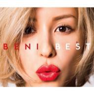 【CD】初回限定盤 BENI (安良城紅) アラシロベニ / BEST All Singles  &  Covers Hits (+DVD)【初回プレス限定・豪華盤】 送料