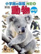 【図鑑】 三浦慎悟 / 新版 動物 DVDつき 小学館の図鑑 NEO 送料無料