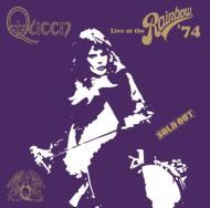 【CD輸入】 Queen クイーン / Live At The Rainbow 74