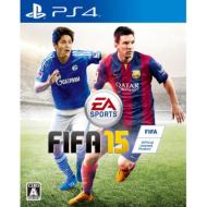 【GAME】 Game Soft (PlayStation 4) / FIFA 15 送料無料
