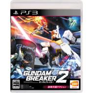 【GAME】 PS3ソフト(Playstation3) / ガンダムブレイカー2 送料無料