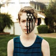 【CD国内】初回限定盤 Fall Out Boy フォールアウトボーイ / AMERICAN BEAUTY /  AMERICAN PSYCHO (+DVD)(デラックスエディシ