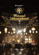 【Blu-ray】 [Alexandros] / SPACE SHOWER TV presents Welcome! [Alexandros] (Blu-ray) 送料無料