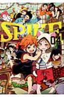 【コミック】 アンソロジー / Spike 4 Poe Backs  /  Hqアンソロジー