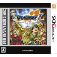 【GAME】 ニンテンドー3DSソフト / アルティメット ヒッツ ドラゴンクエストVII エデンの戦士たち 送料無料