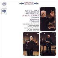 【CD国内】 Mozart モーツァルト / アイネ・クライネ・ナハトムジーク、序曲集、フリーメーソンのための葬送音楽 ワルター&