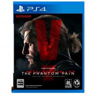 【GAME】 Game Soft (PlayStation 4) / METAL GEAR SOLID V:  THE PHANTOM PAIN  通常版 送料無料