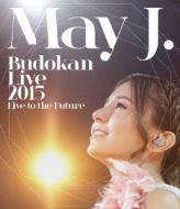 【Blu-ray】 May J. メイジェイ / May J. Budokan Live 2015 〜Live to the Future〜 (Blu-ray2枚組) 送料無料