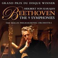 【CD輸入】 Beethoven ベートーヴェン / 交響曲全集 カラヤン&ベルリン・フィル(1960年代)(5CD) 送料無料